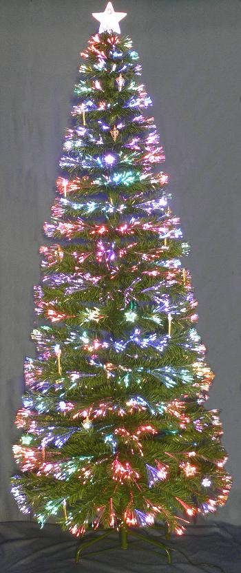 Wholesale Fiber Optic Christmas Tree Fiber Optic Angel Santa - 36 Fiber Optic Christmas Tree
