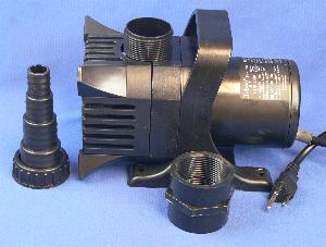 Jebao egp2000 pond pump