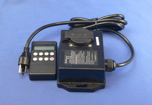 pond pump remote controller