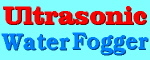mist maker water fogger and fogger accessories