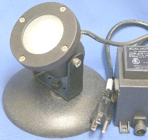 50W submersible pond light