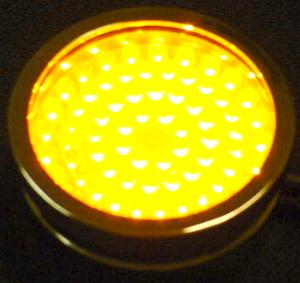 Ql 72y Led Amber Pond Light