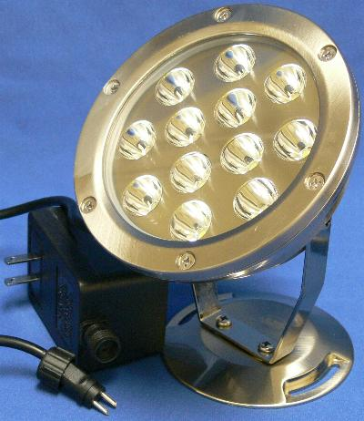 QL-26-1W-12W LED underwater light