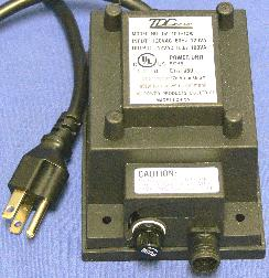 BL-12V4200-IP44 12VAC outdoor transformer adapter