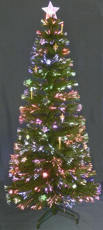 wholesale fiber optic christmas tree